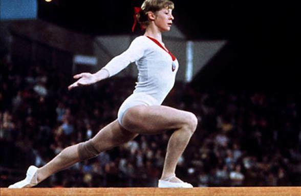 Larisa Latynina Larisa Latynina The Forgotten AllTime Olympic Record Holder
