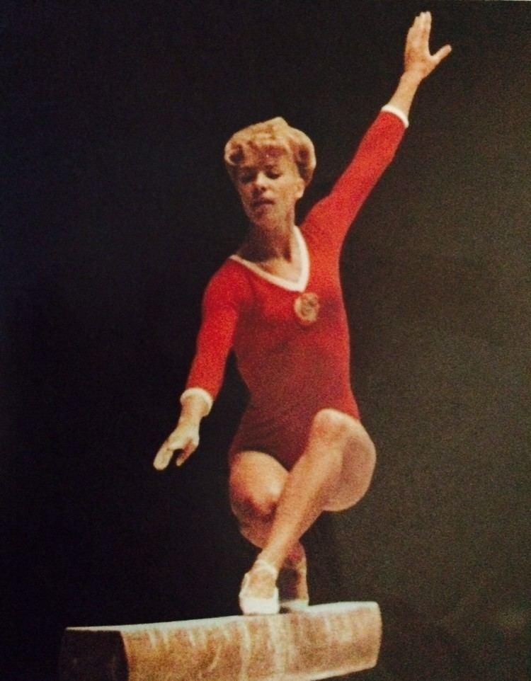Larisa Latynina Larisa Latynina The Greatest Womens Gymnast of All Time The
