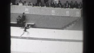 Larisa Petrik 1968 Larisa Petrik Soviet Union womens gymnastics balance beam