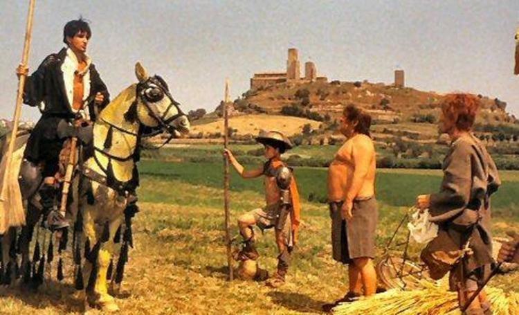 L'armata Brancaleone Brancaleone nel racconto di Monicelli Festival del Medioevo