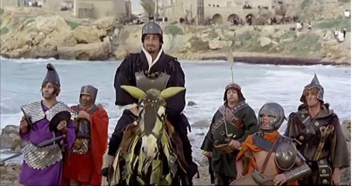L'armata Brancaleone Quando lArmata Brancaleone invase Le Castella Calabria On Web