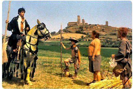 L'armata Brancaleone Dove stato girato il film larmata Brancaleone