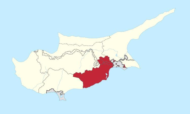 Larnaca District