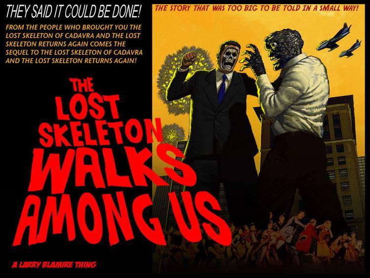 Larry Blamire Skeleton Crew Cult Movie Maestro Larry Blamire On Completing The