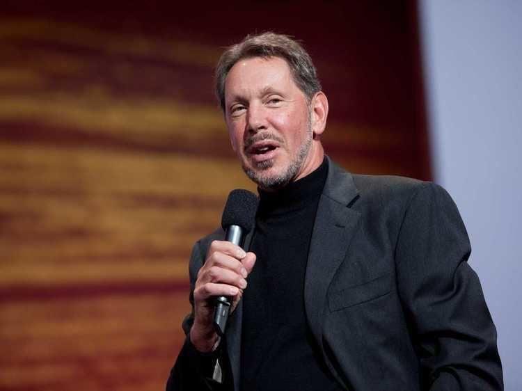 Larry Ellison Larry Ellison On Apple Without Steve Jobs Business Insider