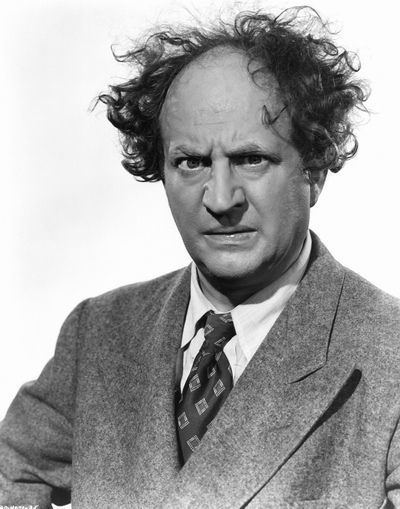 Larry Fine January 24 d Larry Fine American actor and comedian The Three