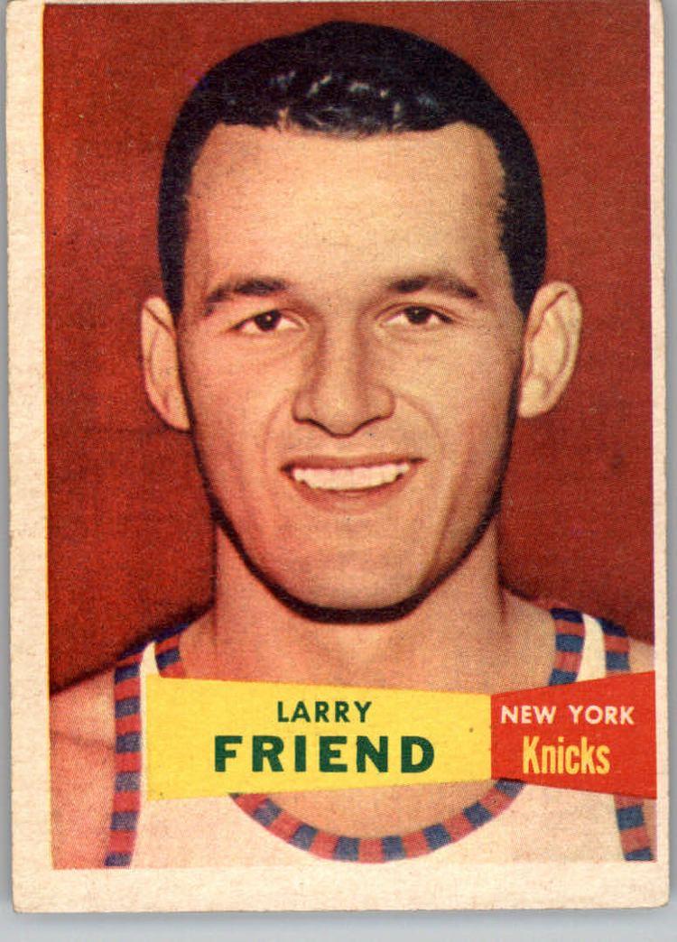 Larry Friend 195758 Topps 47 Larry Friend DP EXMT