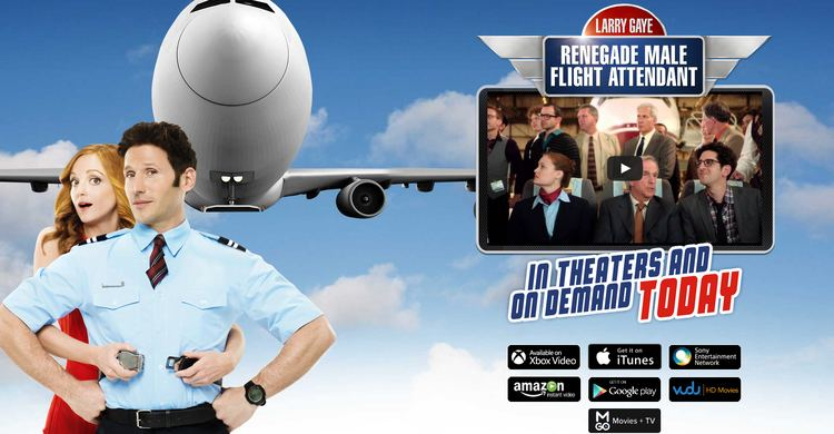 Larry Gaye: Renegade Male Flight Attendant Ant Farm Larry Gaye Renegade Flight Attendant