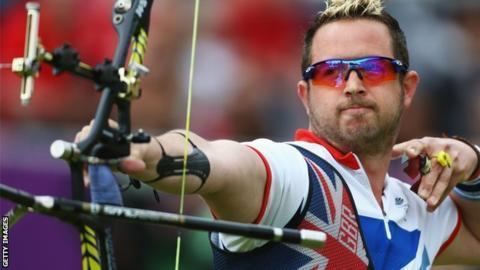 Larry Godfrey Archery Larry Godfrey wants TV coverage to boost legacy BBC Sport