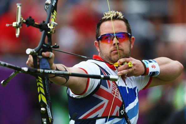 Larry Godfrey Larry Godfrey Photos Photos Olympics Day 7 Archery Zimbio