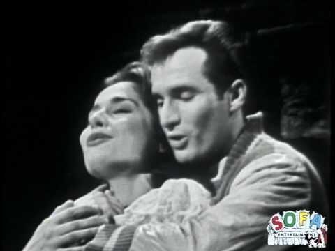 Larry Kert Carol Lawrence and Larry Kert sing Tonight YouTube