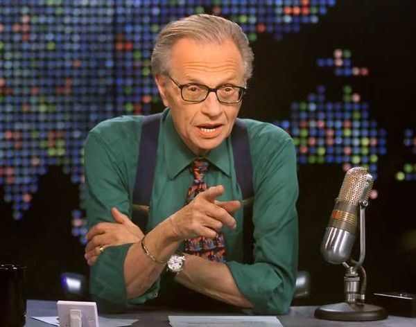 Larry King CNN officially severs ties with Larry King Company Town