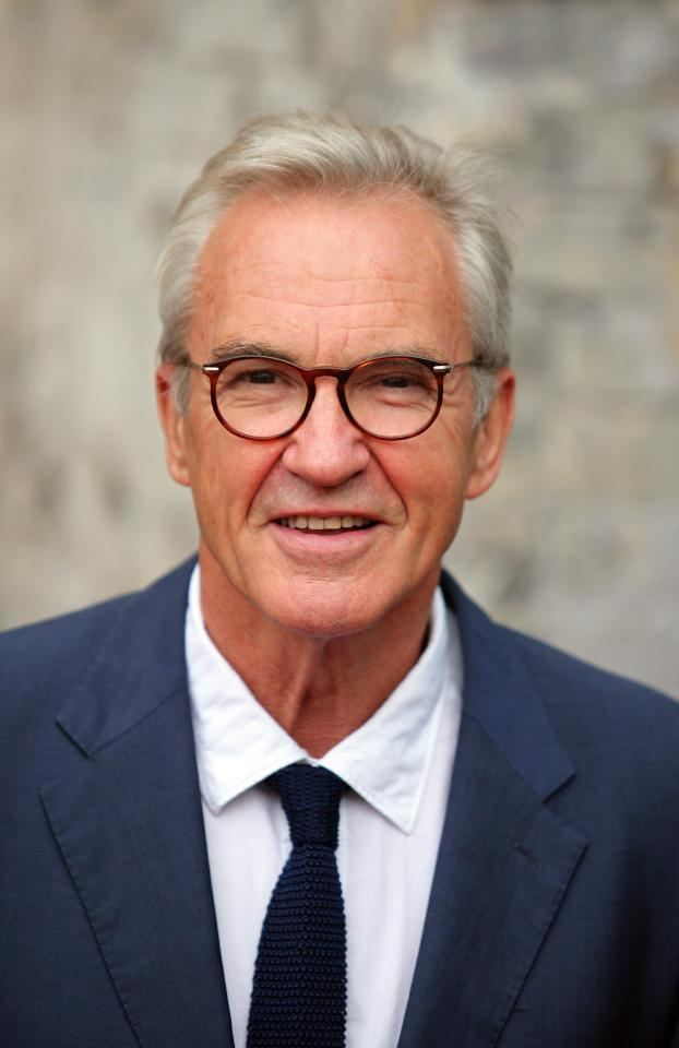 Larry Lamb Who is Larry Lamb The Hatton Garden Job star and Im a Celebrity