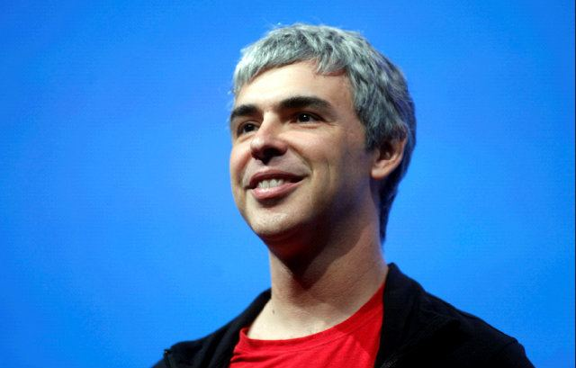 Larry Page 10 Richest Engineers In The World