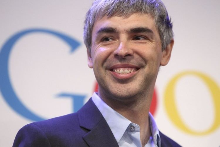 Larry Page Google CEO Larry Page on competition regulation and