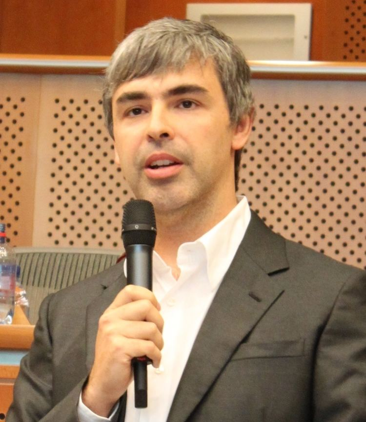 Larry Page Larry Page Wikipedia
