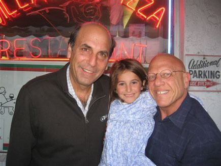 Larry Seidlin Exclusive Hanging With quotJudge Larryquot The Bald Truth