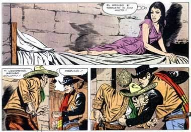 Larry Yuma Carlo Boscarato Lambiek Comiclopedia