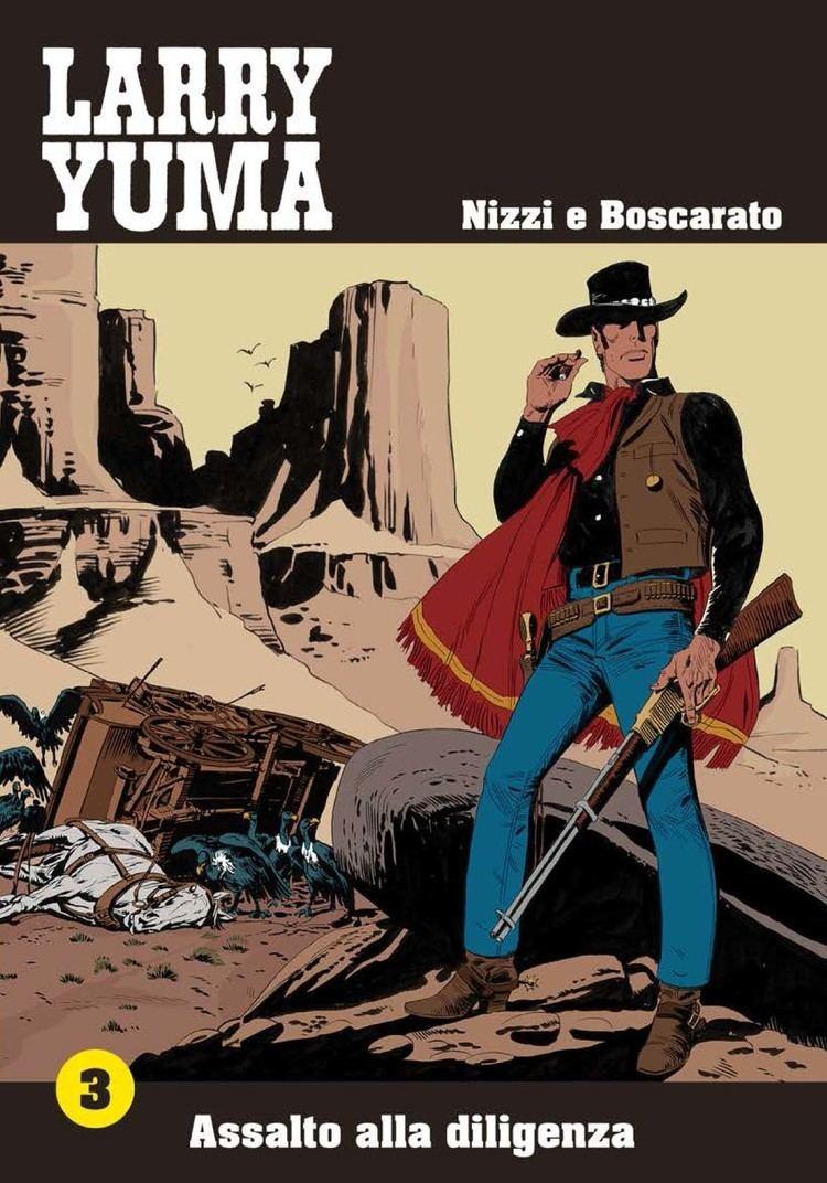 Larry Yuma Fumetti ALLAGALLA EDITORE Collana LARRY YUMA m10