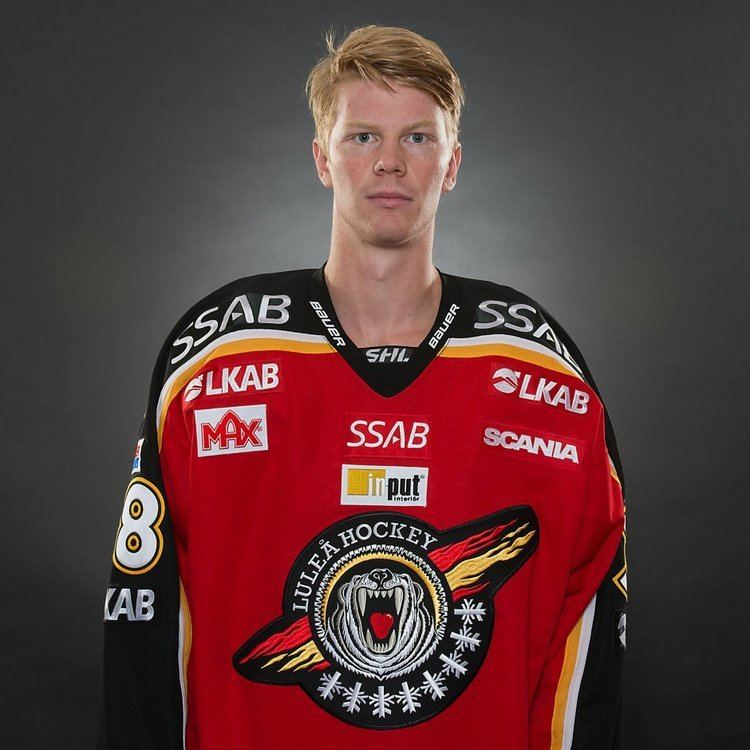 Lars Bryggman Lars Bryggman Malm Redhawks SHLse