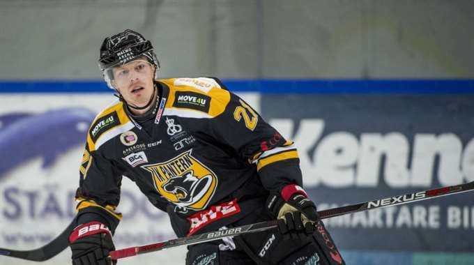 Lars Bryggman Pantern klste till Almtuna p bortais Sport KVP