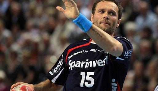 Lars Christiansen (handballer) Handball ChristiansenAbschied nach 14 Jahren Sport