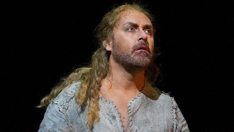 Lars Cleveman BBC Radio 3 Lars Cleveman as Siegfried in Wagners