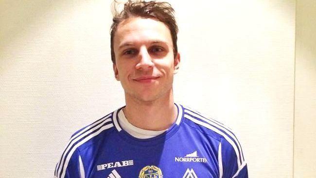 Lars Krogh Gerson Lars Krogh Gerson till GIF Sundsvall Nyheter SVTse