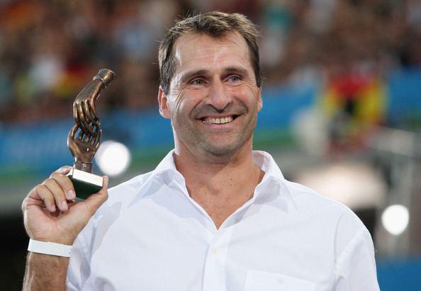 Lars Riedel Lars Riedel Photos 12th IAAF World Athletics