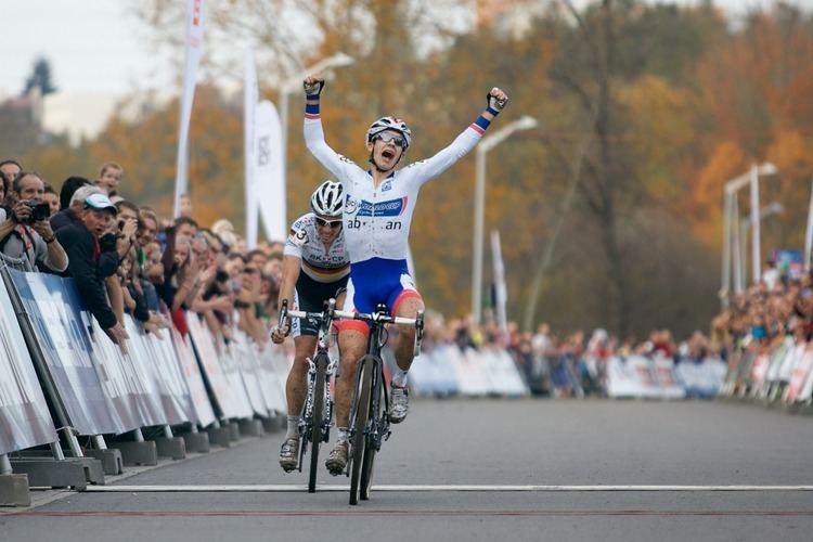 Lars van der Haar 3 Lars van der Haar Netherlands UCI CycloCross World
