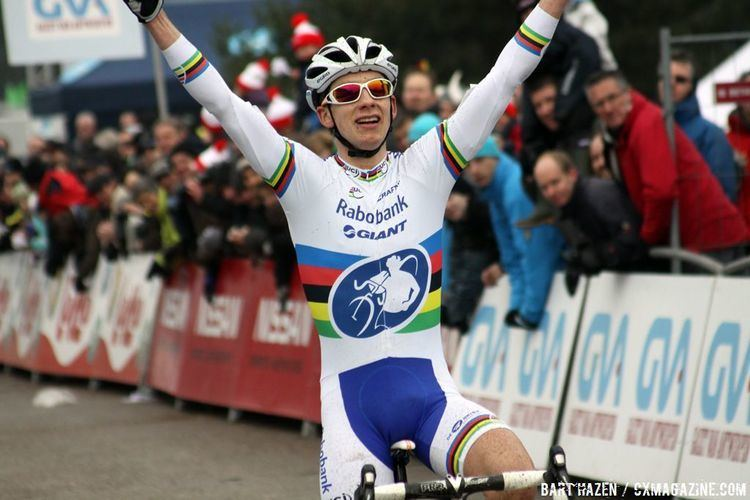 Lars van der Haar Video Van der Haar39s Offseason Cyclocross Magazine