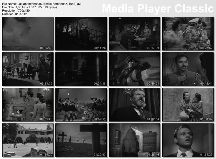 Las Abandonadas movie scenes Click the image to open in full size