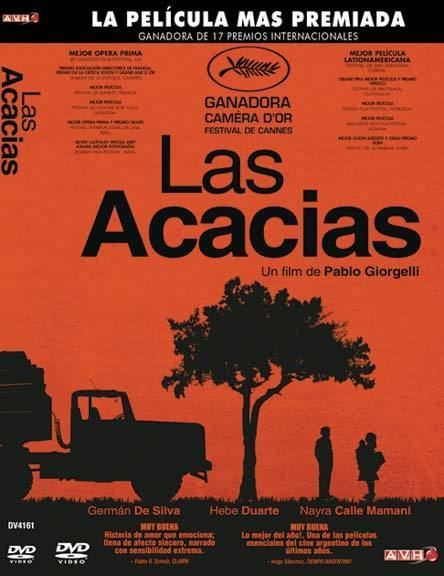 Las Acacias (film) Las Acacias Pablo Giorgelli 2011 Feasts for my Eyes