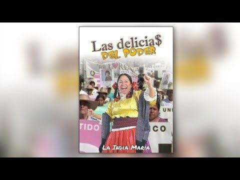Las delicias del poder Las Delicias del Poder La India Maria Pelcula completa YouTube