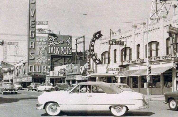 Las Vegas in the past, History of Las Vegas