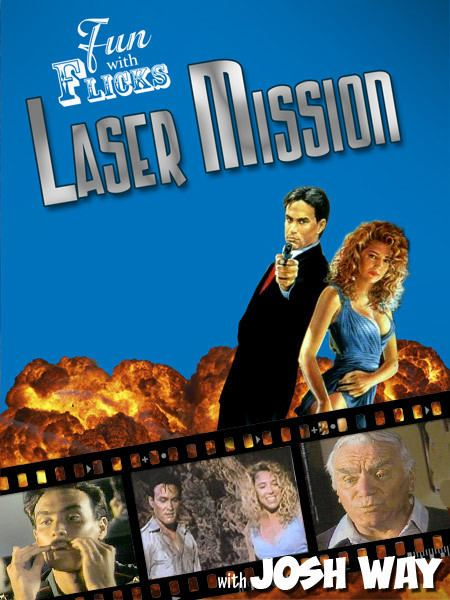 Laser Mission Fun With Flicks Laser Mission RiffTrax