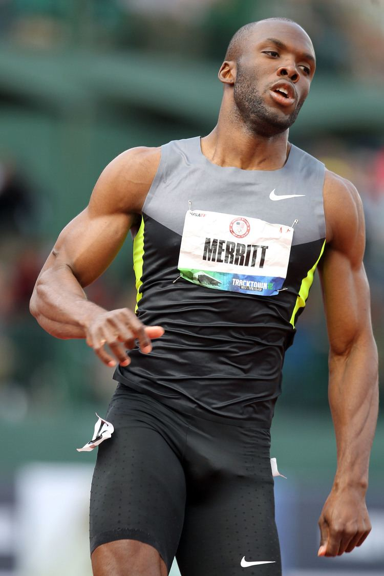 LaShawn Merritt LaShawn Merritt Get to Know the US Men39s Track and Field
