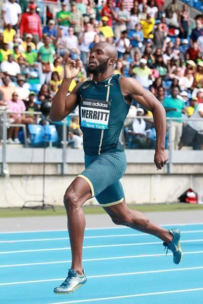 LaShawn Merritt Athlete profile for LaShawn Merritt iaaforg