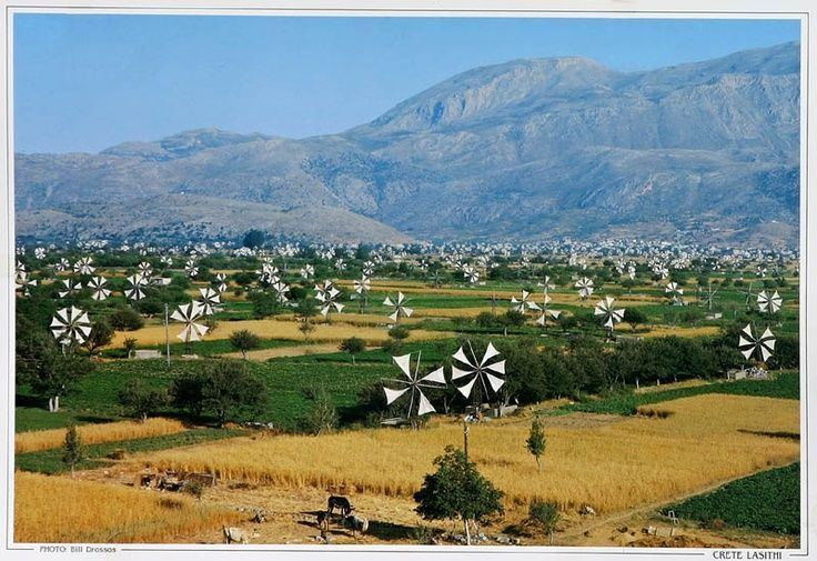 Lasithi in the past, History of Lasithi