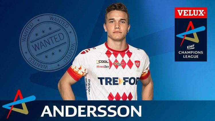 Lasse Andersson ehfTV Wanted Lasse Andersson Round 5 VELUX EHF Champions
