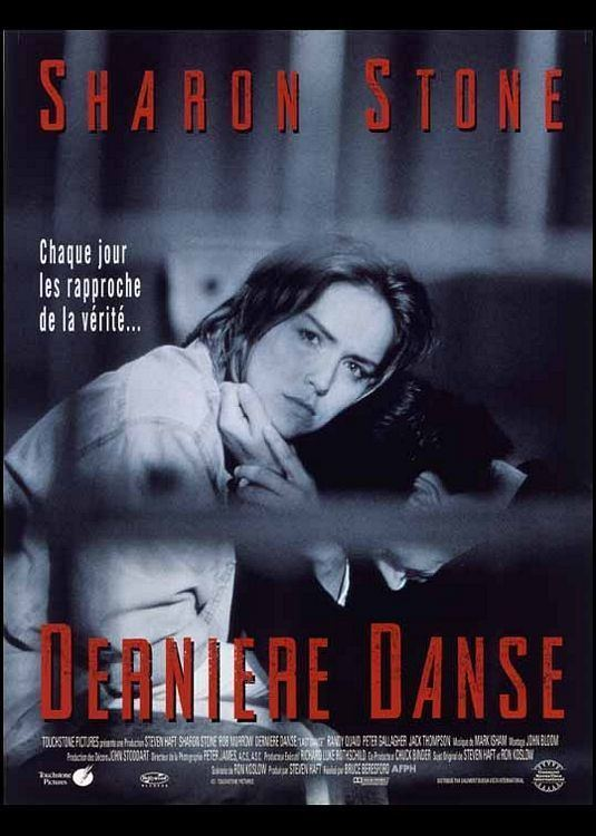 Last Dance (1996 film) Last Dance Movie Poster 2 of 2 IMP Awards