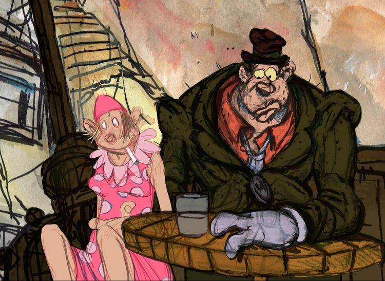 Last Days of Coney Island Tims Toons review Last Days of Coney Island Blog The Film