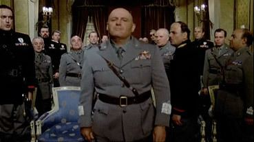 Last Days of Mussolini Last Days of Mussolini DVD review Cine Outsider