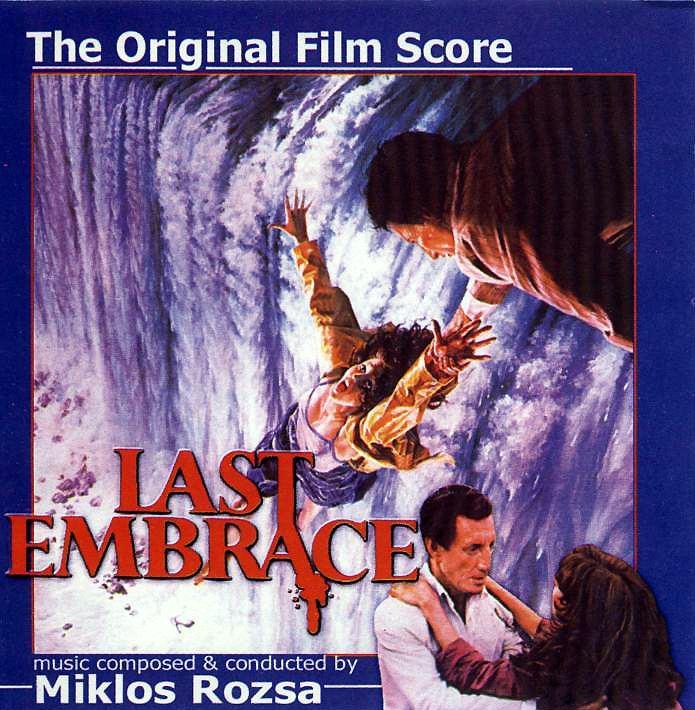 Last Embrace Last Embrace Soundtrack details SoundtrackCollectorcom