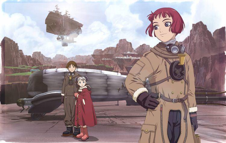 Last Exile Last Exile Male page 6 Zerochan Anime Image Board
