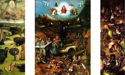 Last Judgment The Last Judgment Bosch triptych Wikipedia