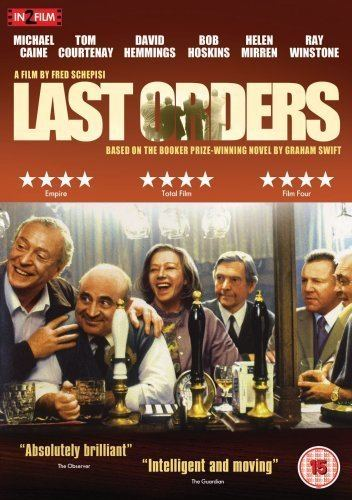 Last Orders (film) Last Orders 2001 DVD Amazoncouk Michael Caine Bob Hoskins