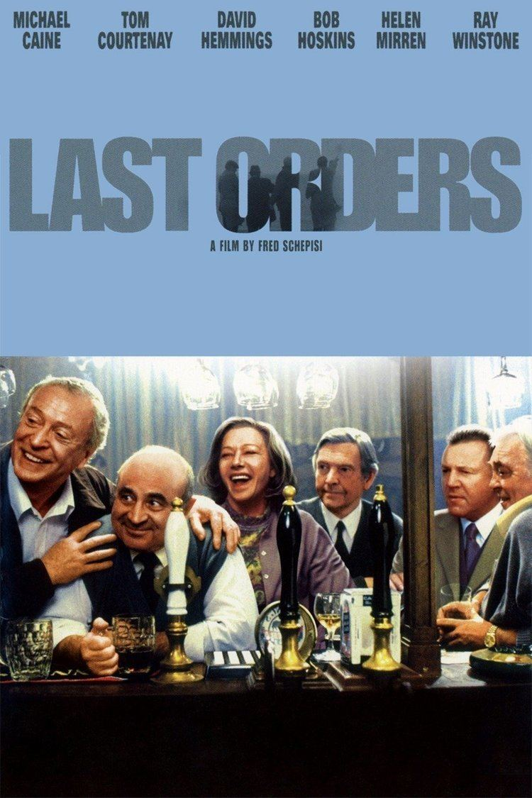 Last Orders (film) wwwgstaticcomtvthumbmovieposters28410p28410
