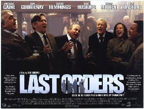 Last Orders (film) Last Orders film Wikipedia