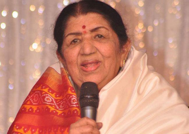 Lata Mangeshkar Lata Mangeshkar rubbishes rumours of heart attack on